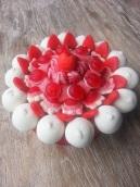 Ref. EA6142 - Quién podría resistirse a una delicia de fresa y nata!