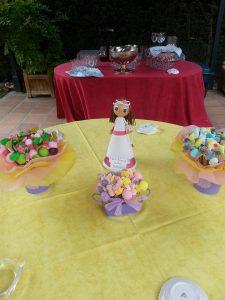Ref. EA6181 - La mesa de la princesita